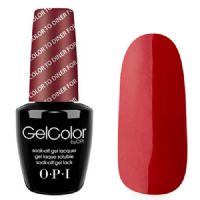 Color to Diner for - OPI GelColor UV Polish - 15ml